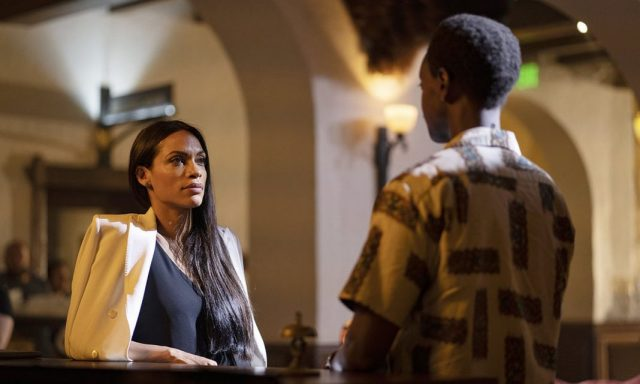 USA Network's Briarpatch Trailer Starring Rosario Dawson