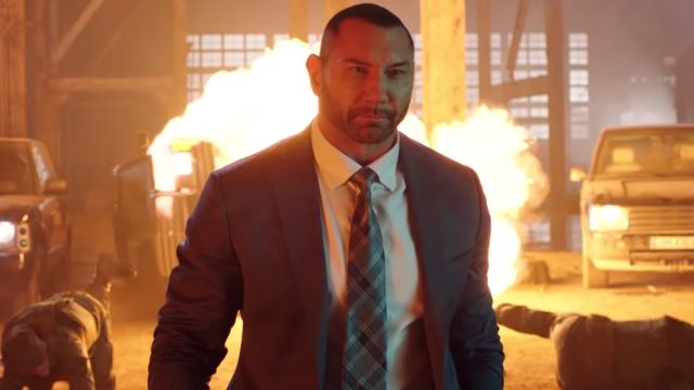 Dave Bautista to Star and Produce Action Thriller Traphouse
