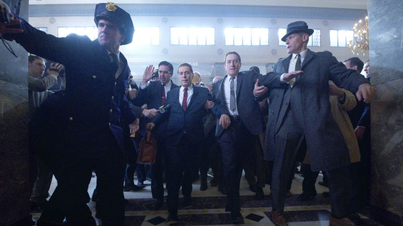 Netflix Mob Movie The Irishman Finally Sets Theatrical Release