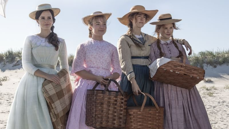 Saoirse Ronan takes centre stage in Little Women trailer