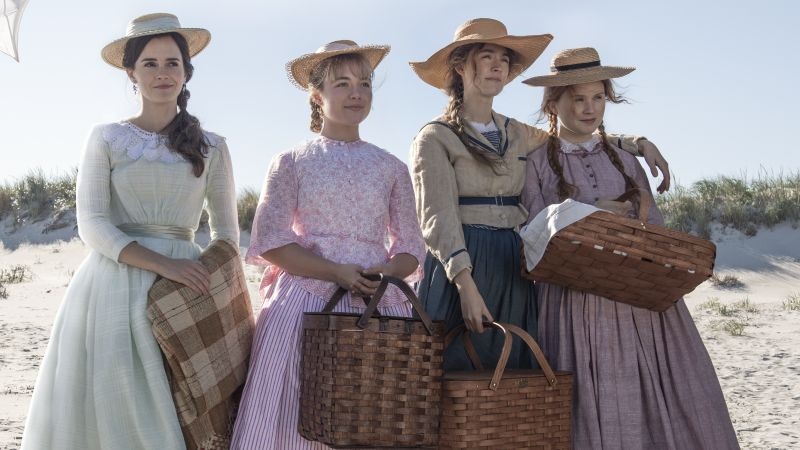 'Little Women' Trailer: Greta Gerwig's Star-Packed Adaptation Of Classic Novel