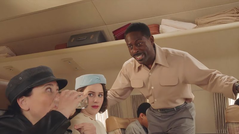 'The Marvelous Mrs. Maisel' goes on the road in season 3!