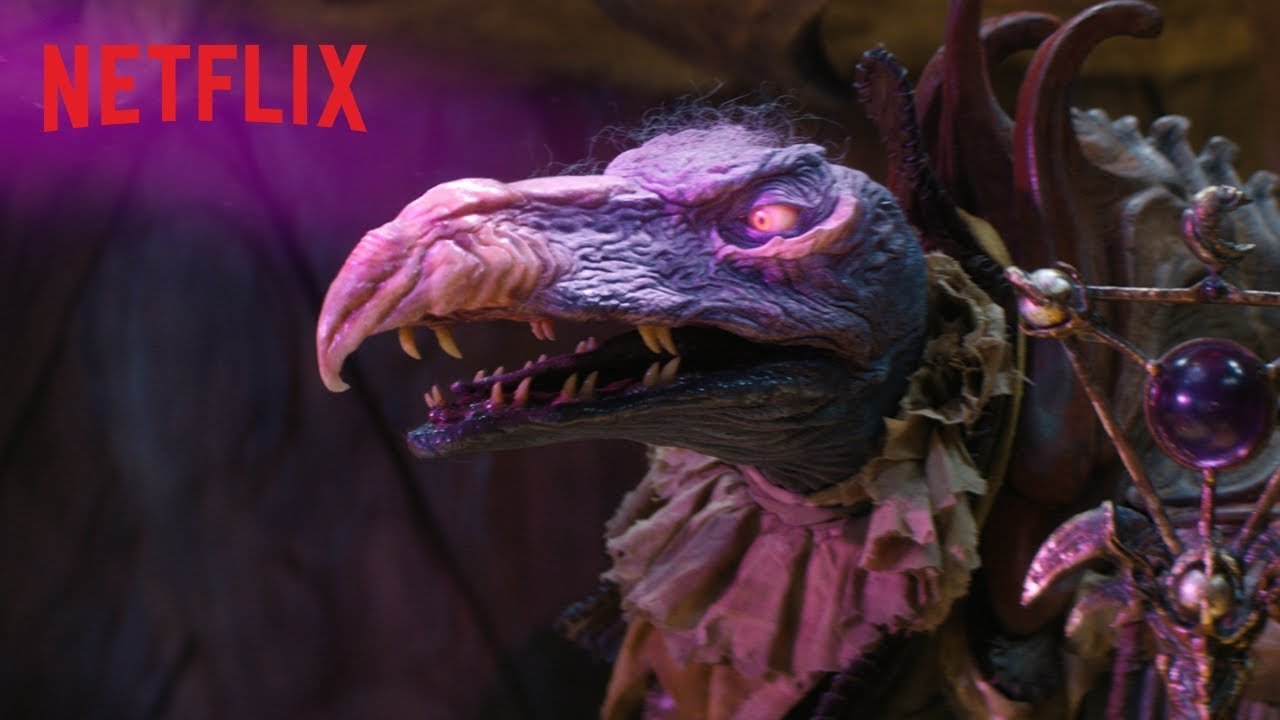 Netflix's 'The Dark Crystal' Prequel Series Gets A Stunning Second Trailer
