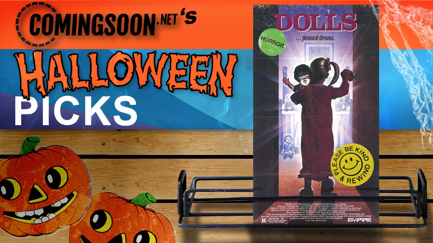 October Horror Movie Recommendation: DOLLS
