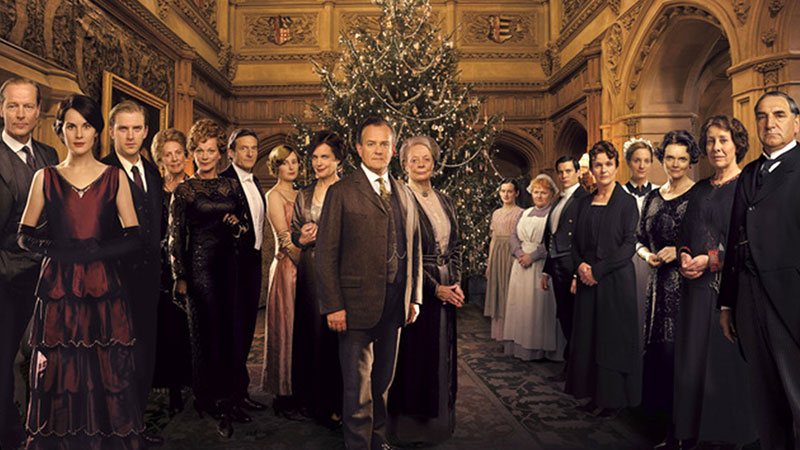 Downton Abbey who's who featurette