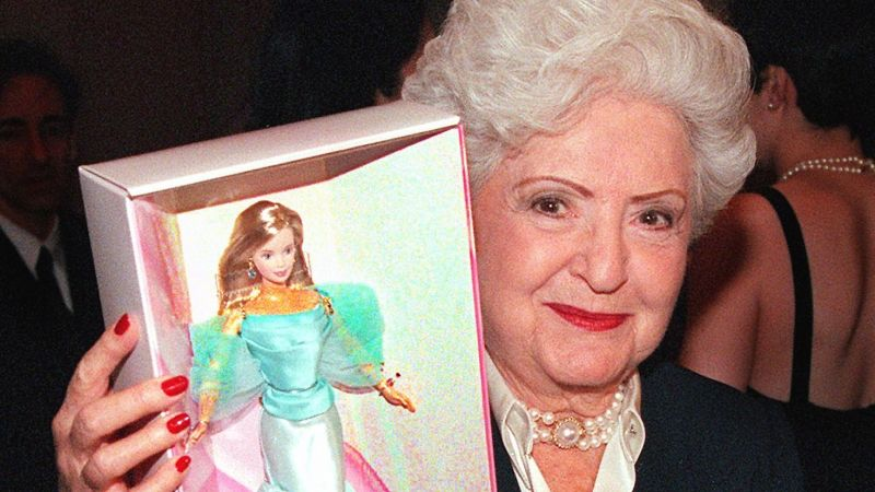 Dream Doll: Ruth Handler Biopic to Highlight Barbie Inventor