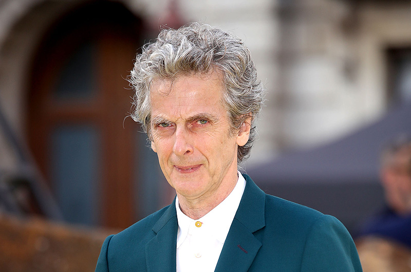 Peter Capaldi Joins James Gunn's The Suicide Squad Sequel