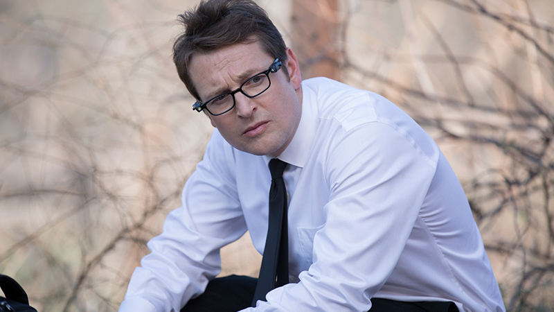 Leigh Whannell Underpromises The Invisible Man Remake Will Surprise Audiences