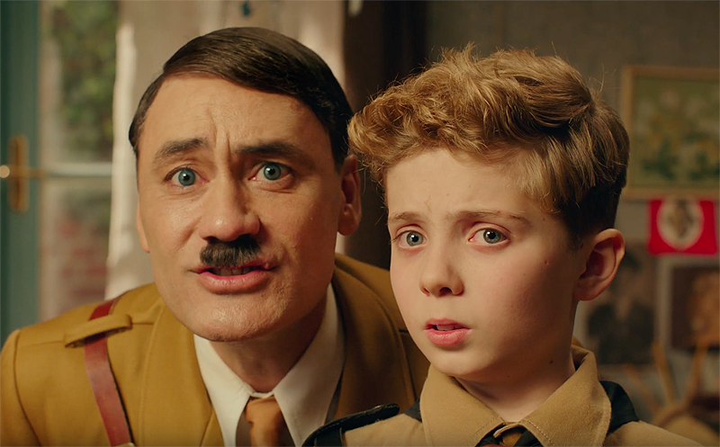 Watch the Full JoJo Rabbit Trailer for Taika Waititi's Anti-Nazi Film