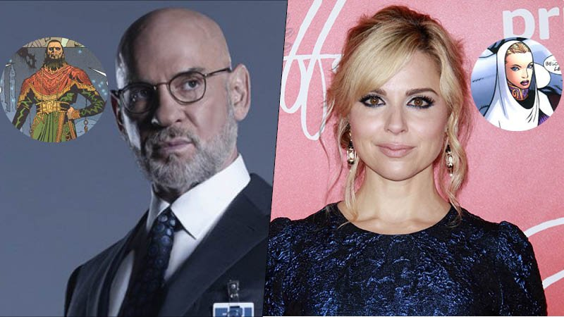 Supergirl Season 5 Adds Mitch Pileggi and Cara Buono in Recurring Roles