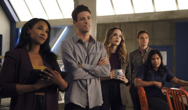 The Flash Season 6 Photos and Synopsis: Into the Void
