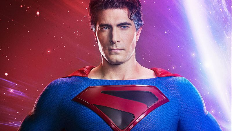 First Look at Brandon Routh as Superman in Crisis on Infinite Earths!
