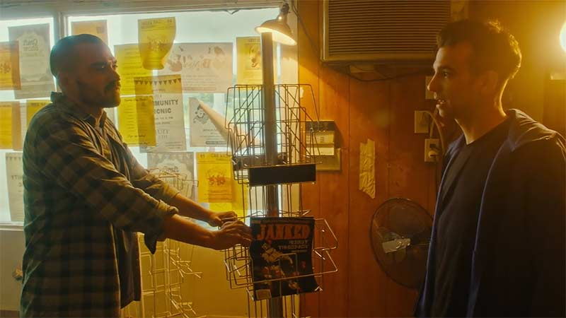 Random Acts of Violence Clip Released for Jay Baruchel's New Slasher Film