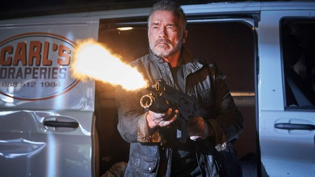 New Terminator: Dark Fate Photos Feature Arnold Schwarzenegger