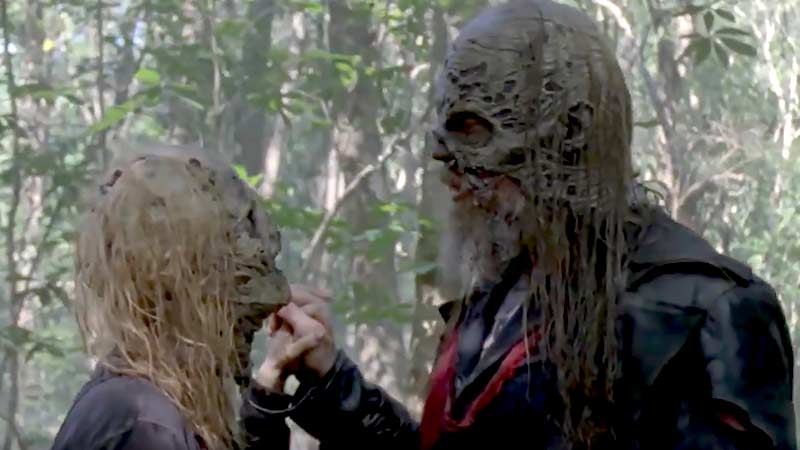 The Whisperers Are the End of the World in New TWD Season 10 Promo