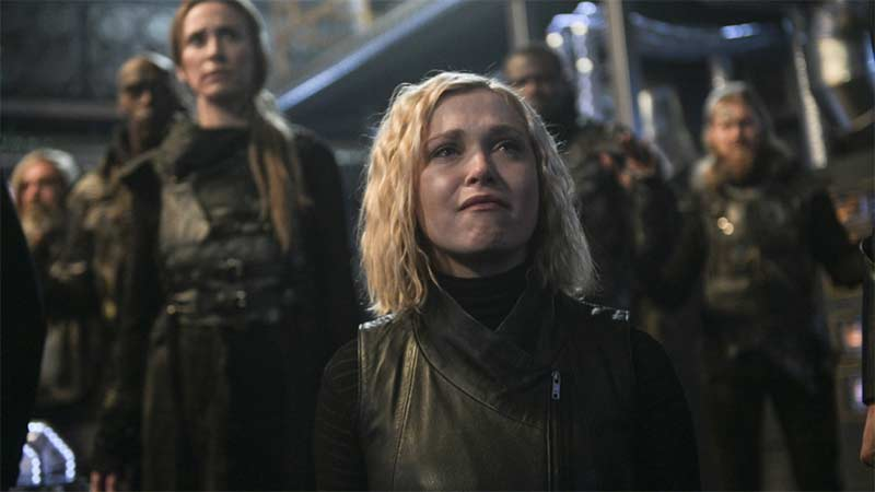The 100 Prequel Pilot Ordered at The CW