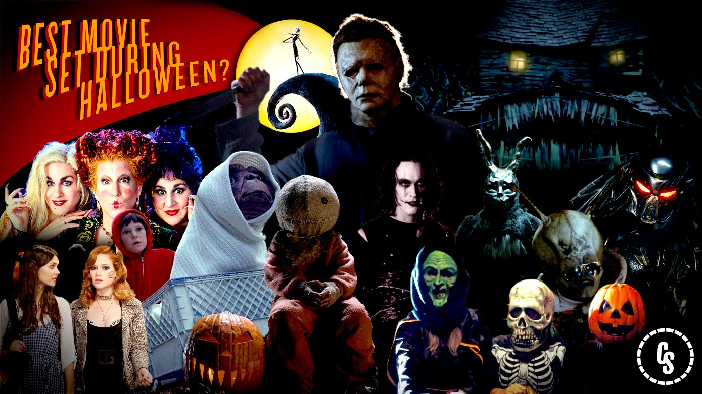 POLL: The Best Movies That Take Place on Halloween