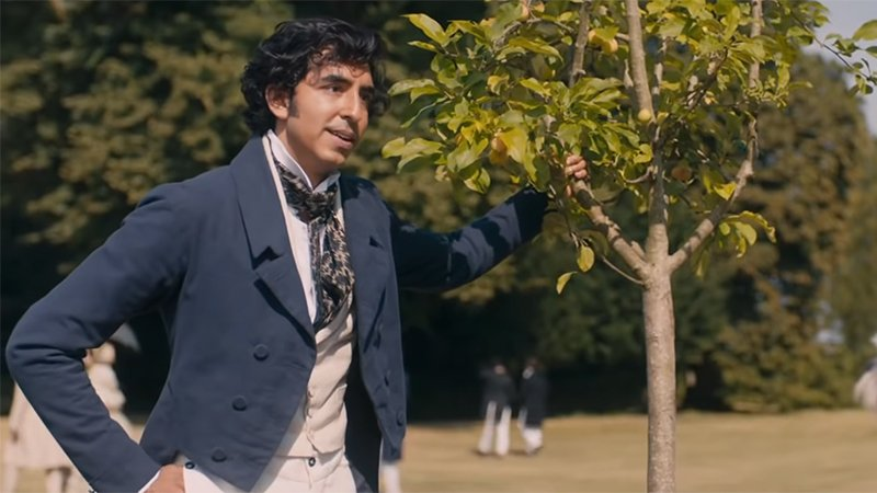 First Trailer For The Personal History Of David Copperfield