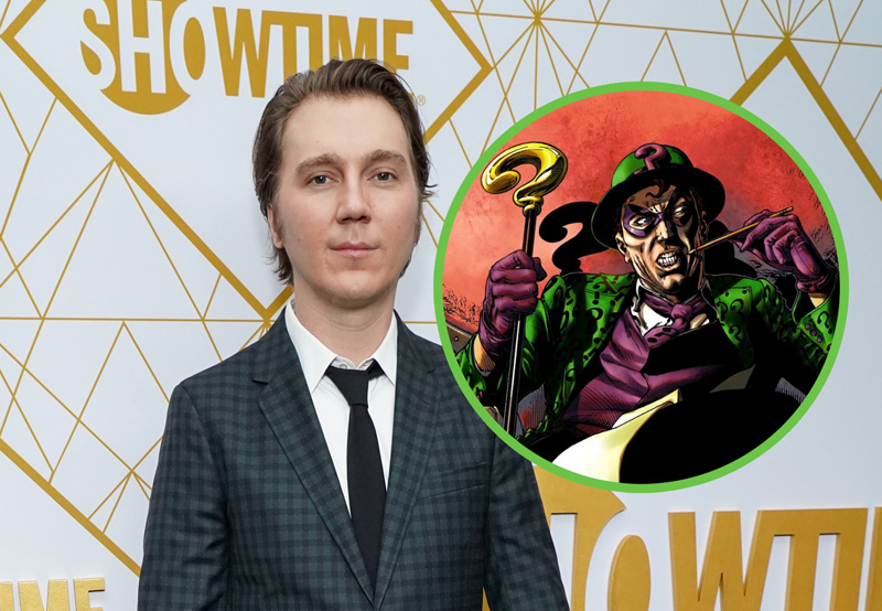 BREAKING: Paul Dano to Play Riddler in The Batman