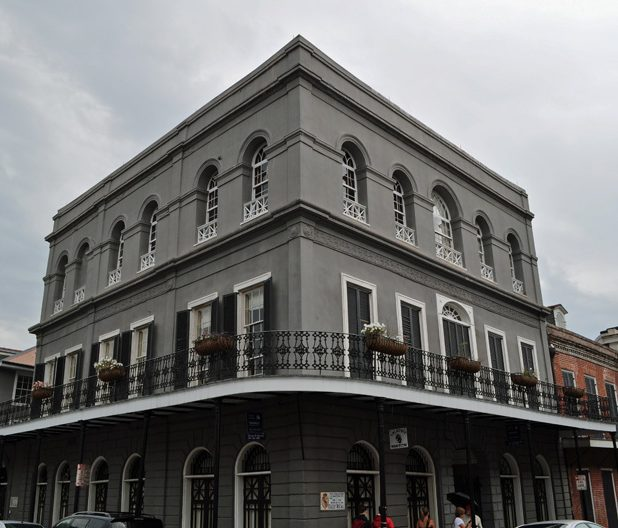 The Conjuring Creators to Develop a LaLaurie Mansion Horror Franchise