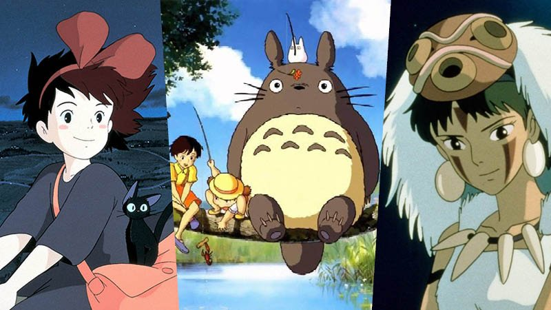 Studio Ghibli Films to Stream on HBO Max