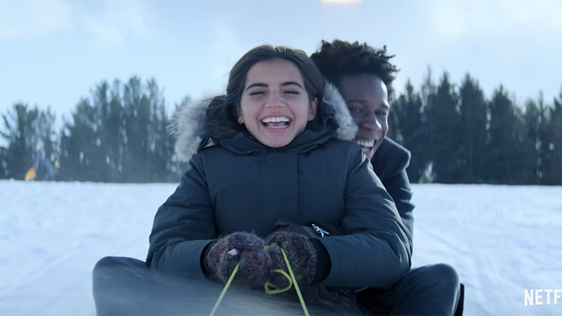 Netflix Releases Trailer for LET IT SNOW