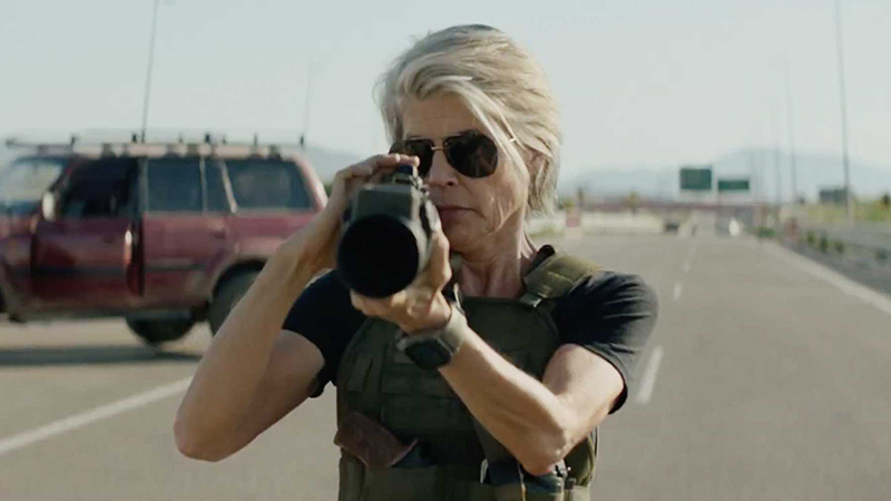 Terminator: Dark Fate Early Reactions Hail it as Best Since T2