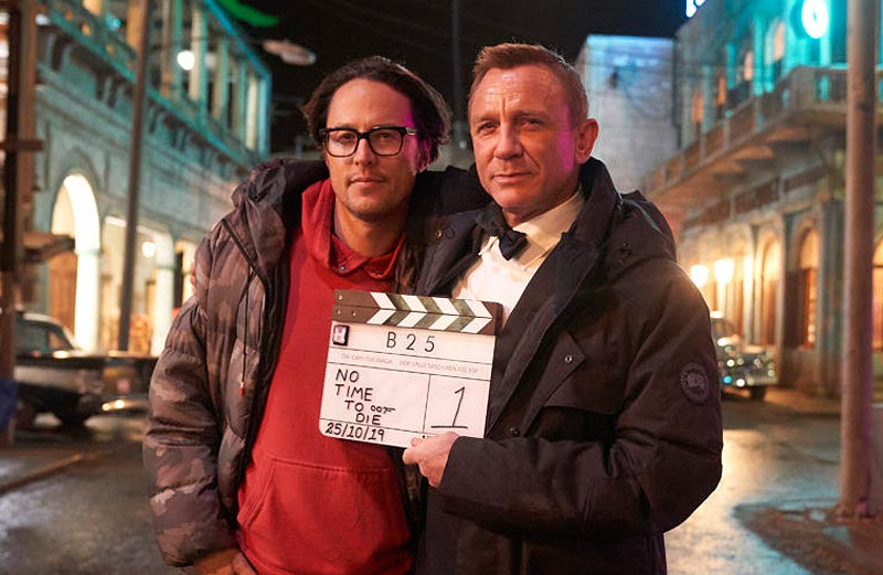 Bond 25 wraps filming, new photo released for 'No Time To Die'