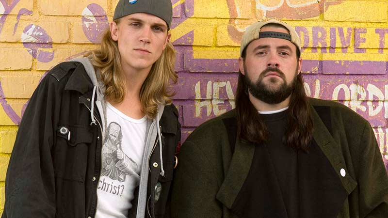 Kevin Smith Reveals Clerks III Will Be Scored by MCR's Gerard Way