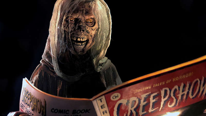 Greg Nicotero's Creepshow Renewed for Season 2 at Shudder