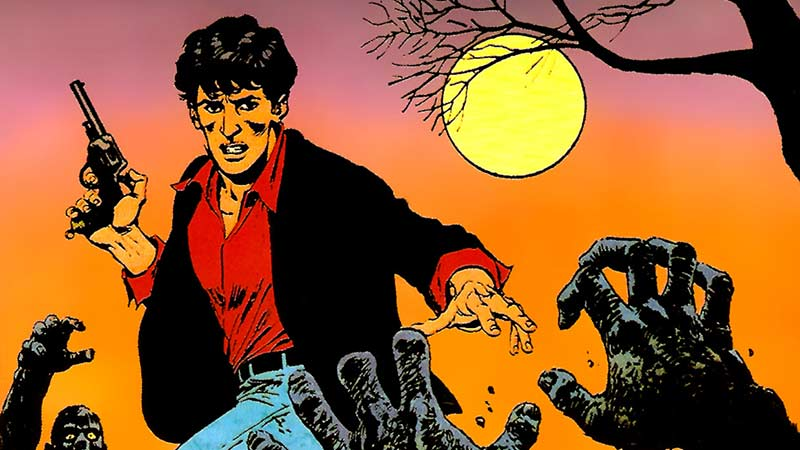 Dylan Dog Series: James Wan, Sergio Bonelli Developing Live-Action Adaptation
