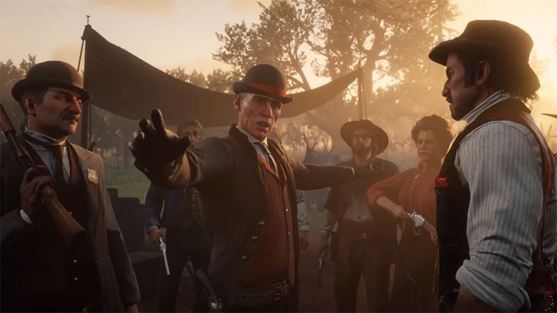 Read Dead Redemption 2 PC Launch Trailer Released