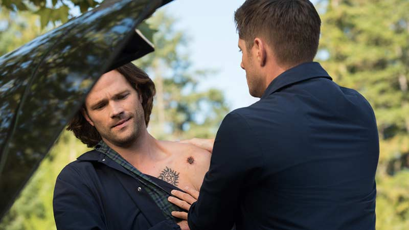 Mandatory Streamers: Supernatural's Winchester Brothers Face the End