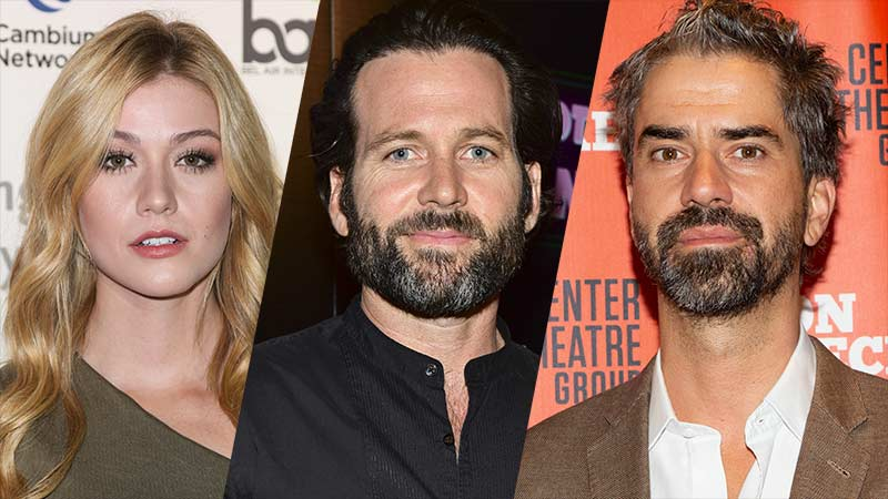 Katherine McNamara, Eion Bailey & Hamish Linklater Join The Stand Series