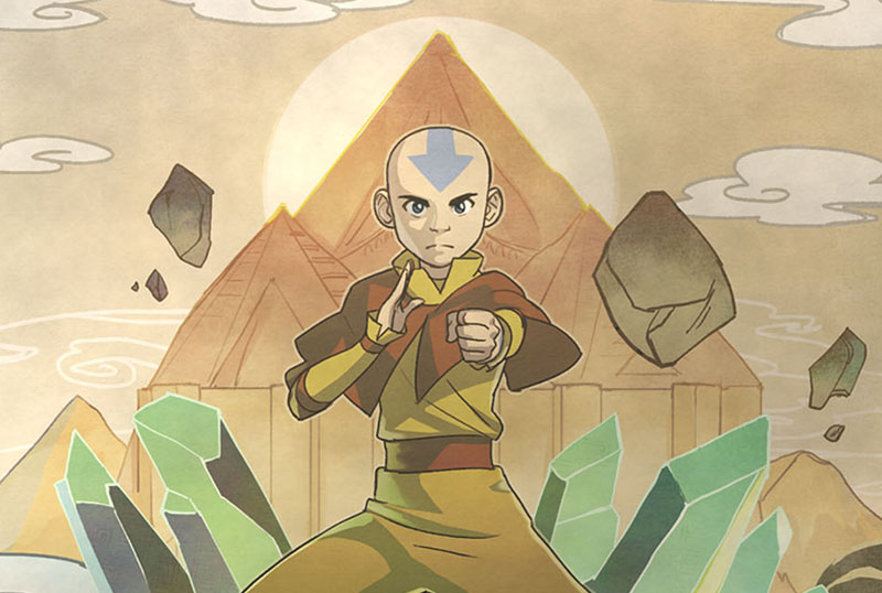 Avatar: The Last Airbender Getting Complete Series Steelbook For 15th Anniversary