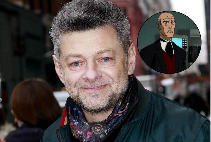 The Batman: Andy Serkis Confirmed as Alfred Pennyworth