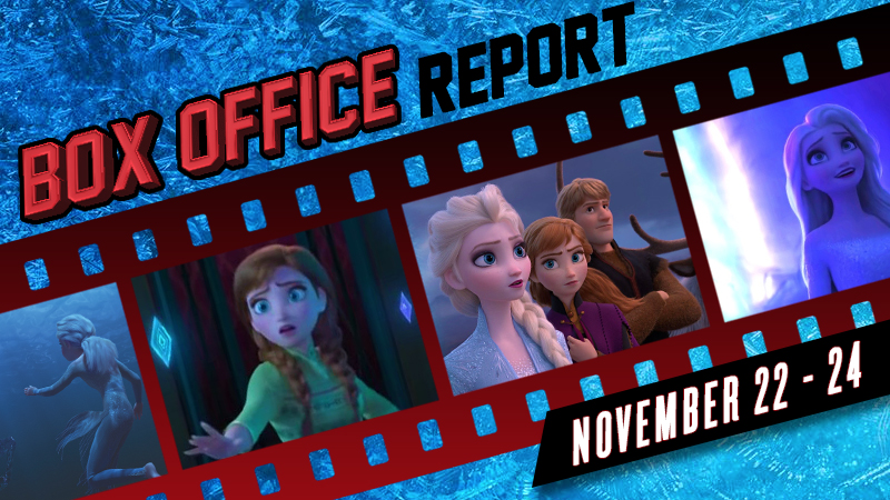 Frozen II Melts the Competition With $127 Million Opening!
