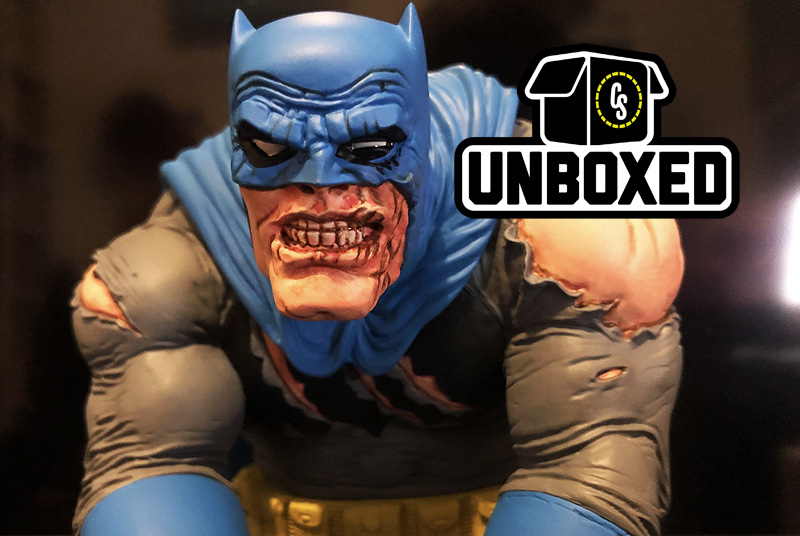 CS Unboxed: Dark Knight Returns Designer Series Statue