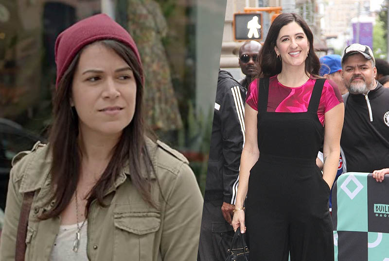 D'Arcy Carden & Abbi Jacobson are in A League of Their Own at Amazon