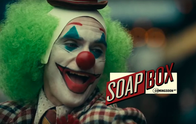CS Soapbox: Do We Really Want/Need a Joker Sequel?