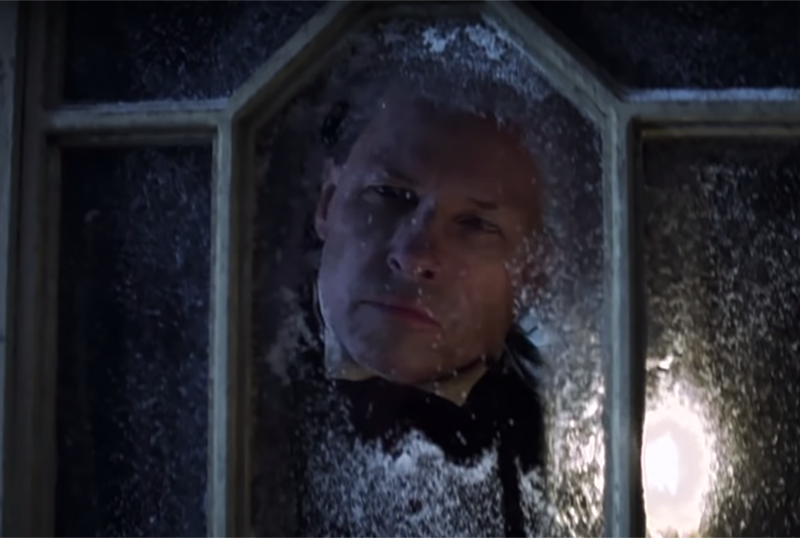 Guy Pearce and Andy Serkis in FX's A Christmas Carol Teaser