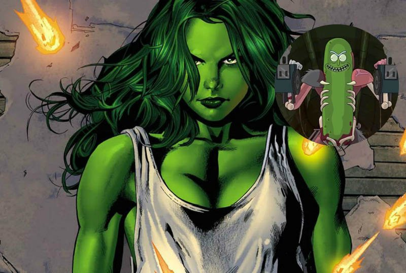 Marvel's She Hulk Lands Pickle Rick Writer Jessica Gao