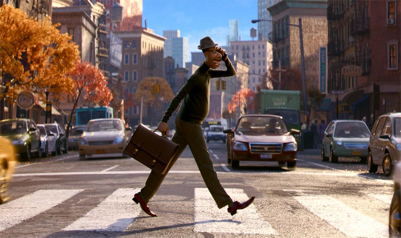 Soul Trailer: Jamie Foxx & Tina Fey Star in Pixar's Animated Film