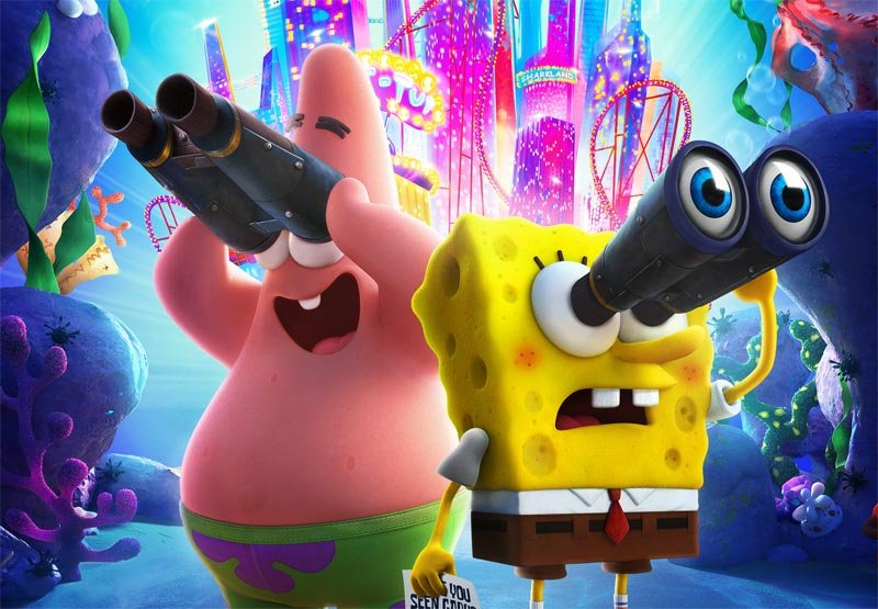Most important part of new 'SpongeBob' trailer? Keanu Reeves