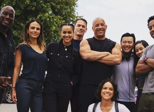 Universal's Fast & Furious 9 Officially Wraps Production