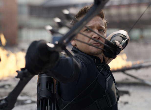 Hawkeye Concept Art Reveals First Look at Costumes