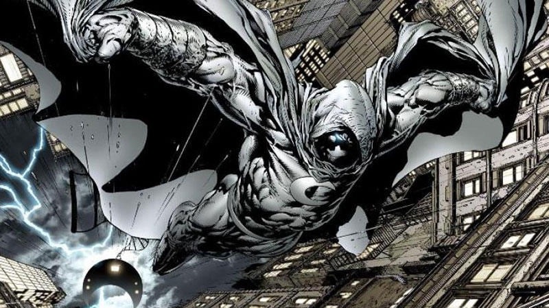 Moon Knight Umbrella Academy's Jeremy Slater to Oversee Series