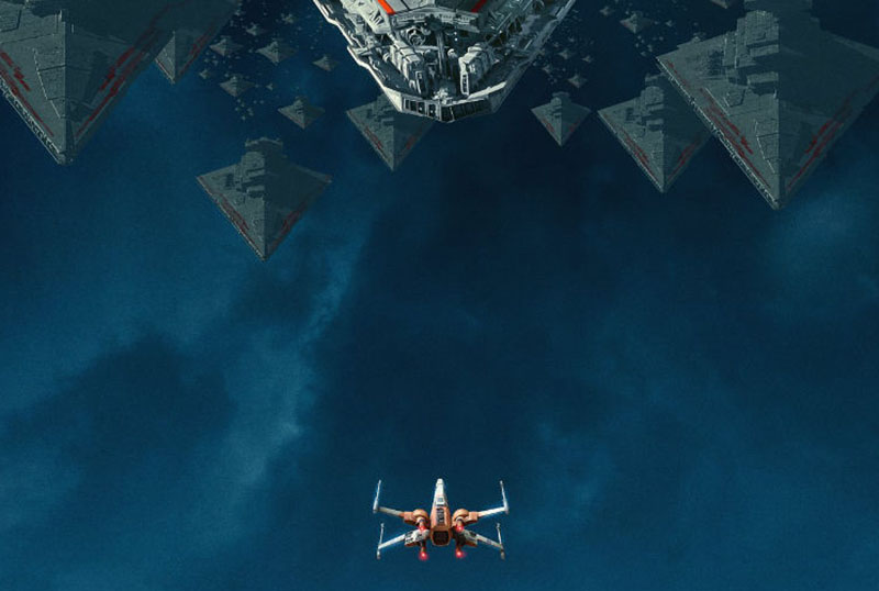 Star Wars The Rise Of Skywalker Dolby Poster Has Arrived
