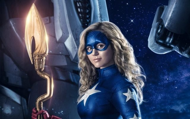 Stargirl: Upcoming DC Universe Series to Also Air on The CW - canceled