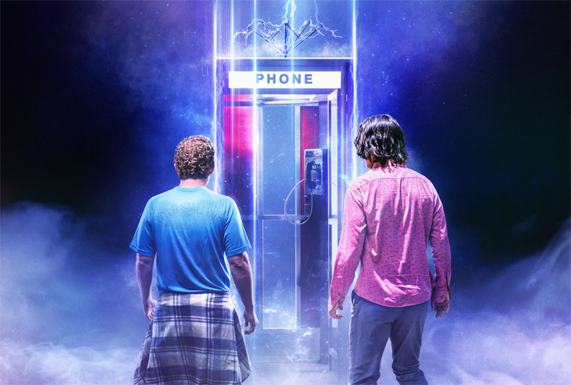 Bill & Ted Face the Music Trailer & Poster! EXCELLENT!